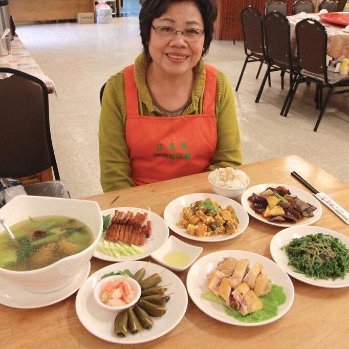 美味的合菜-臺東縣政府(慢食計畫)提供